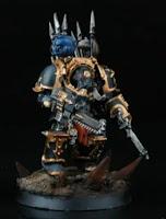 Exterminador de los Marines Espaciales del Caos