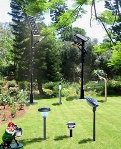 Estetica parrucchieri solarium illuminazione luglio 2012 - Impianto luci giardino ...