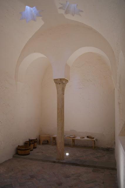 interno bagni di Almirante a Valencia