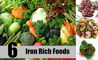 Iron Rich Diet