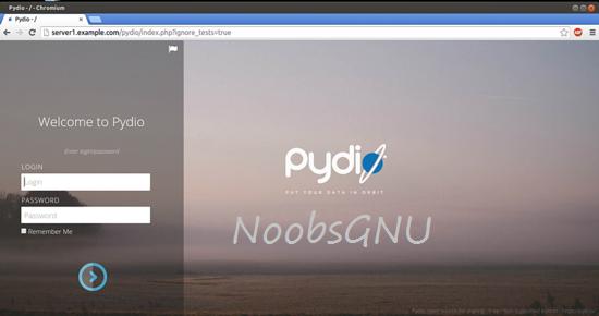 Cara Install Pydio Di CentOS
