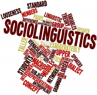 Sociolinguistics and the Sociology of Language                        Unveil Your Mind