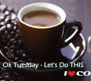 It's already Tuesday!