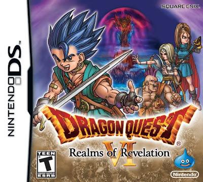 Dragon Quest VI: Realms of Revelation DS