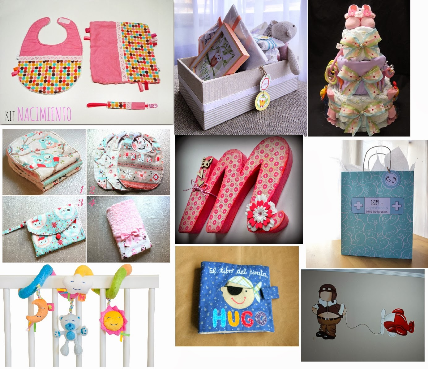 Tutoriales de manualidades supercrafty inspiraciones - Ideas para bebes ...
