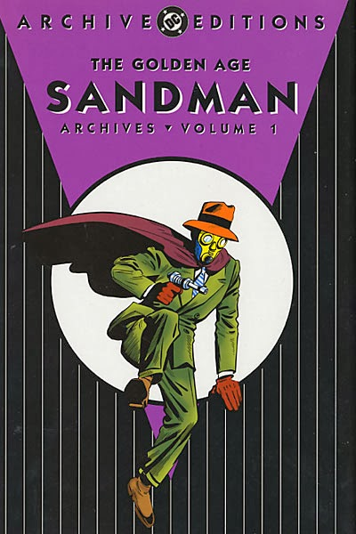 The Golden Age Sandman Archives