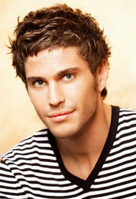 hairstyles for men short hairstyle men