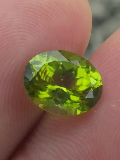 natural olivine