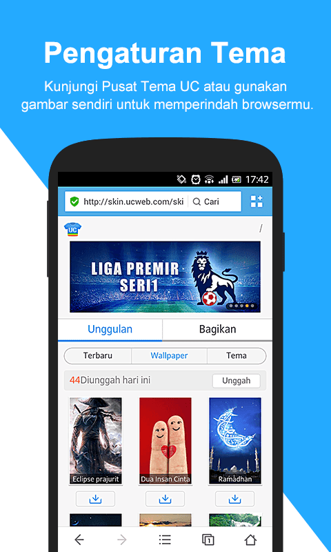UC Browser Apk Terbaru