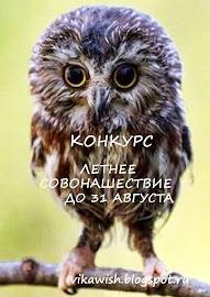 """Конкурс """"Летнее СовоНашествие"""""""