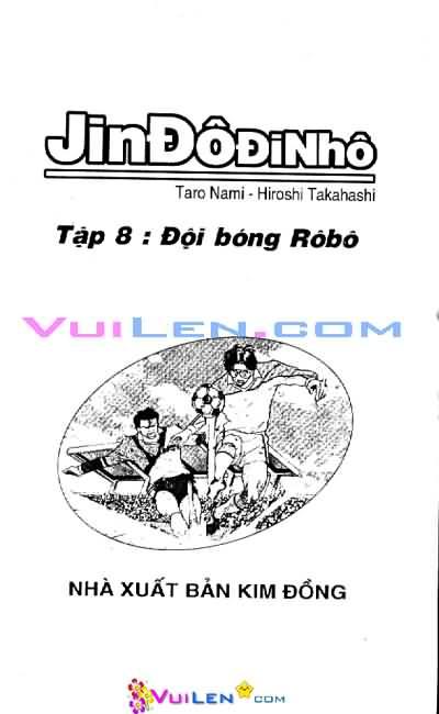 Jindodinho - Đường Dẫn Đến Khung Thành III  Tập 8 page 1 Congtruyen24h