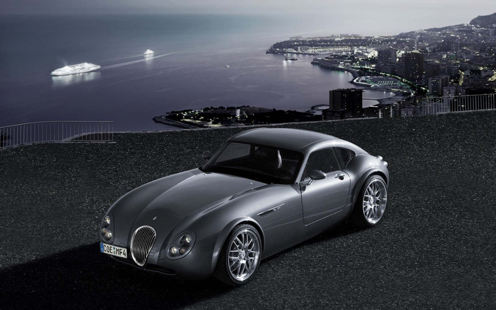 wallpapers of beautiful cars wiesmann gt. Black Bedroom Furniture Sets. Home Design Ideas