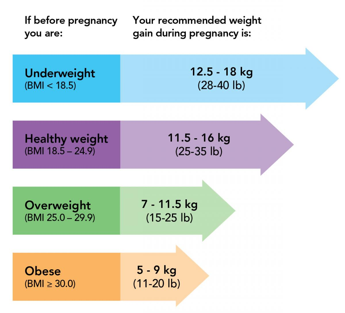 Weight Gain During Pregnancy Is Especially Good for Boys ...