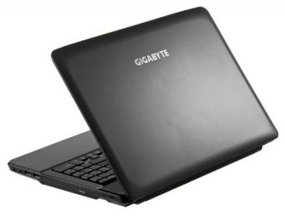 Notebook Ivy Bridge Gigabyte Q2542N