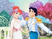 Ariel Wedding Day