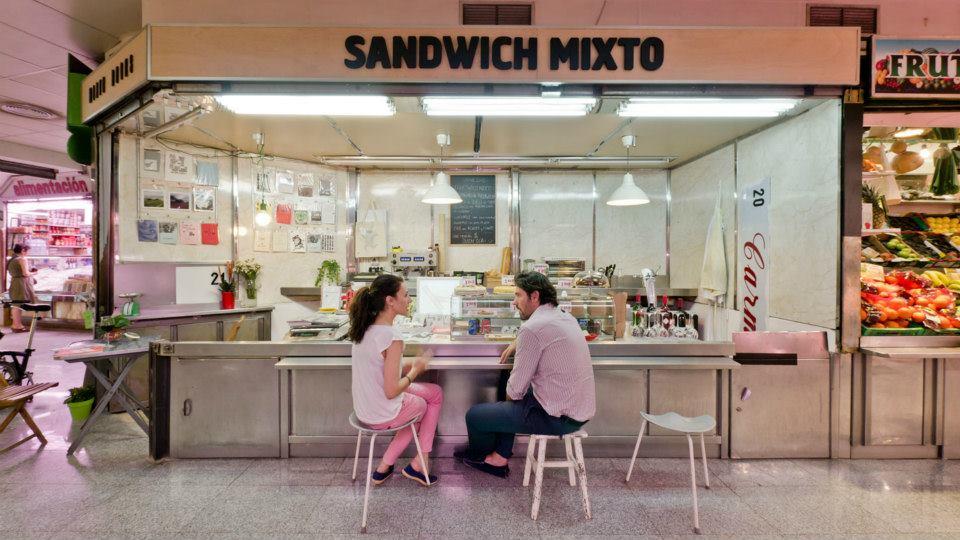 antón martín, sandwichmixto, recomendación, donde comer, donde comprar, madrid, homepersonalshopper