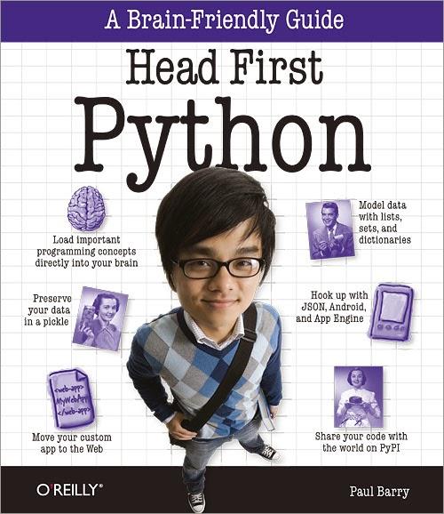 head first python