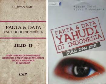 Fakta dan Data Yahudi di Indonesia