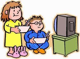¡LA TELEVISIÓN! NO TE QUEDES MIRANDO
