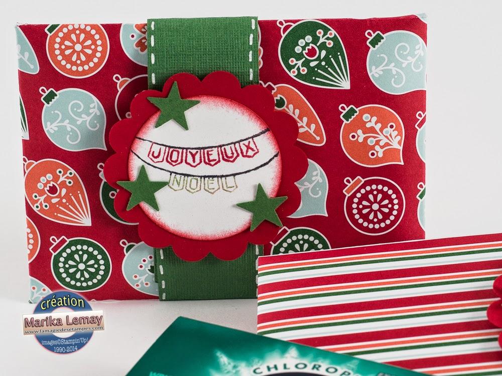 Pochette cadeau 2
