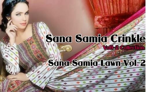 Sana Samia Crinkle 2014