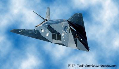 F 117 Aircraft