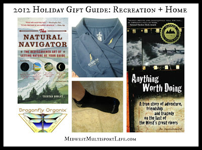 2012 Holiday Gift Guide: Recreation + Home