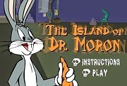 Bugs Bunny The island of doctor Moron
