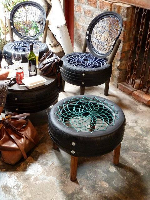 Recycled Furniture Pinterest Throughout Cable Reel pinterestcom How To Recycle Stunning Recycled Furniture Collection