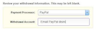 Cara Terbaru Transfer Uang Dari Adf.ly ke Paypal