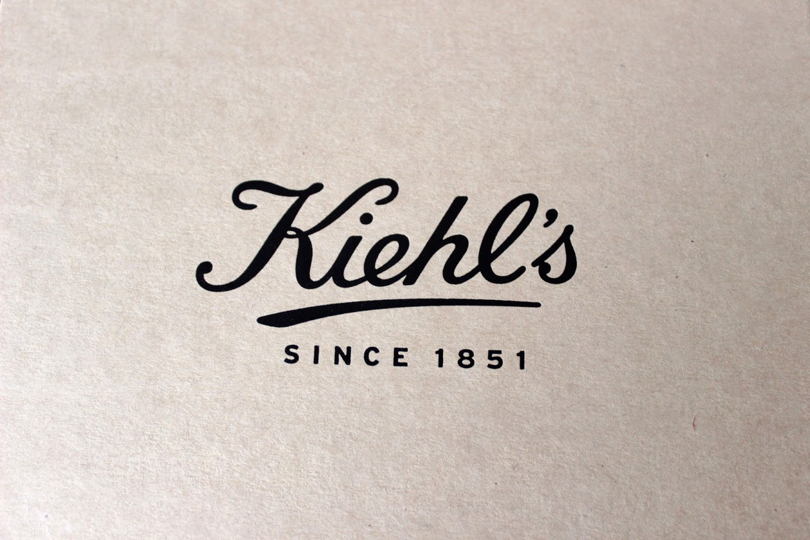 My Favorite Kiehl's Products