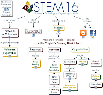 STEM 16 HomeCmap