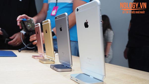 IPhone 6S xách tay sức hút đang giảm dần