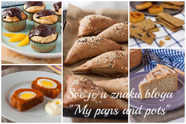Istraživanje bloga My pans and pots