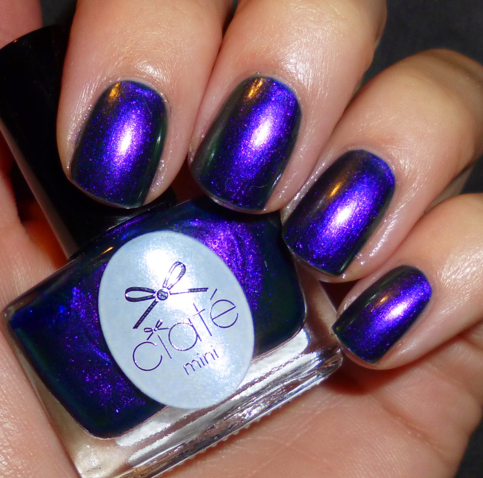 Ciate Starlet: Lou Is Perfectly Polished: Swatch: Ciate: Starlet