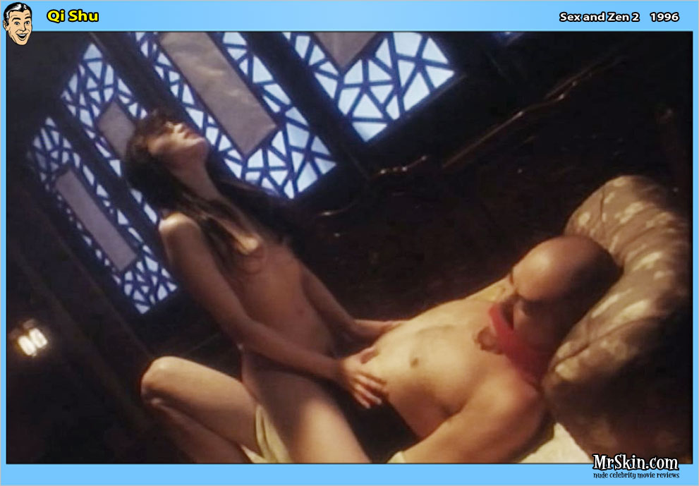 shu qi sex video in movie