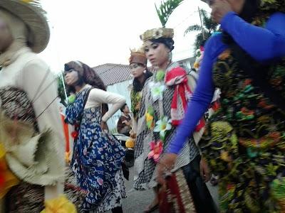 Kumpulan Cewek Cantik Jawa Tengah Indonesia