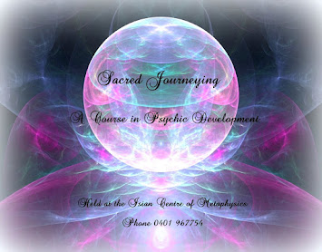 APRIL: Sacred Journeying - Psychic Development Course