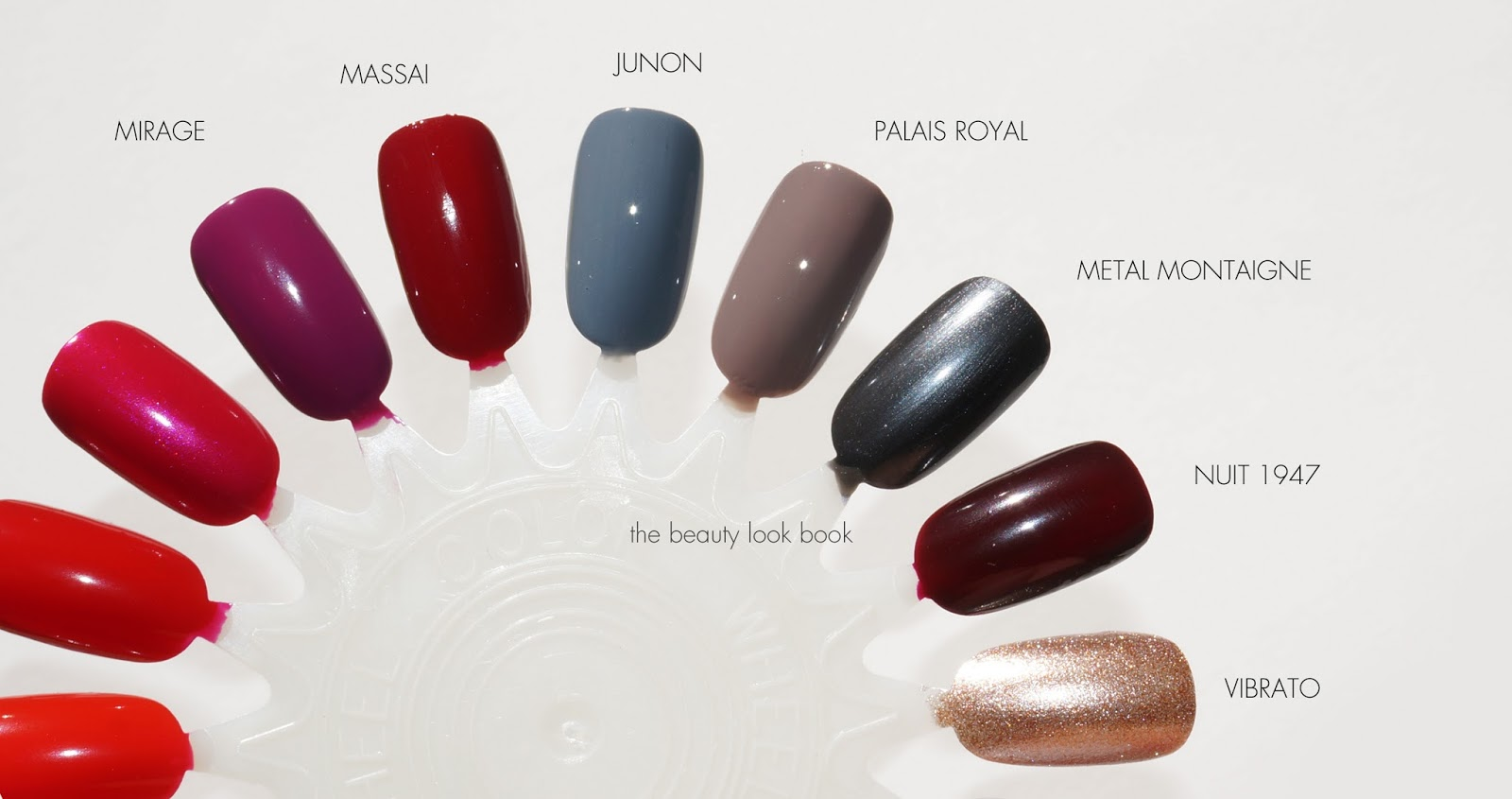 First Look - Dior Vernis Gel Shine & Long Wear Nail Lacquer | The ...