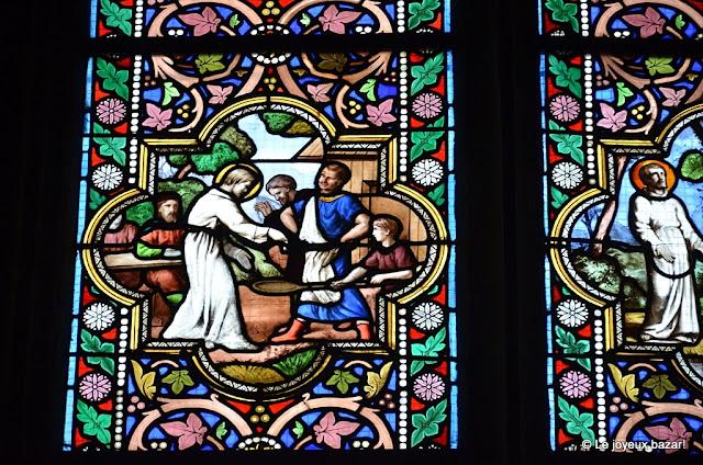 Quimper -cathedrale Saint Corentin