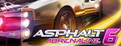Asphalt 6 android