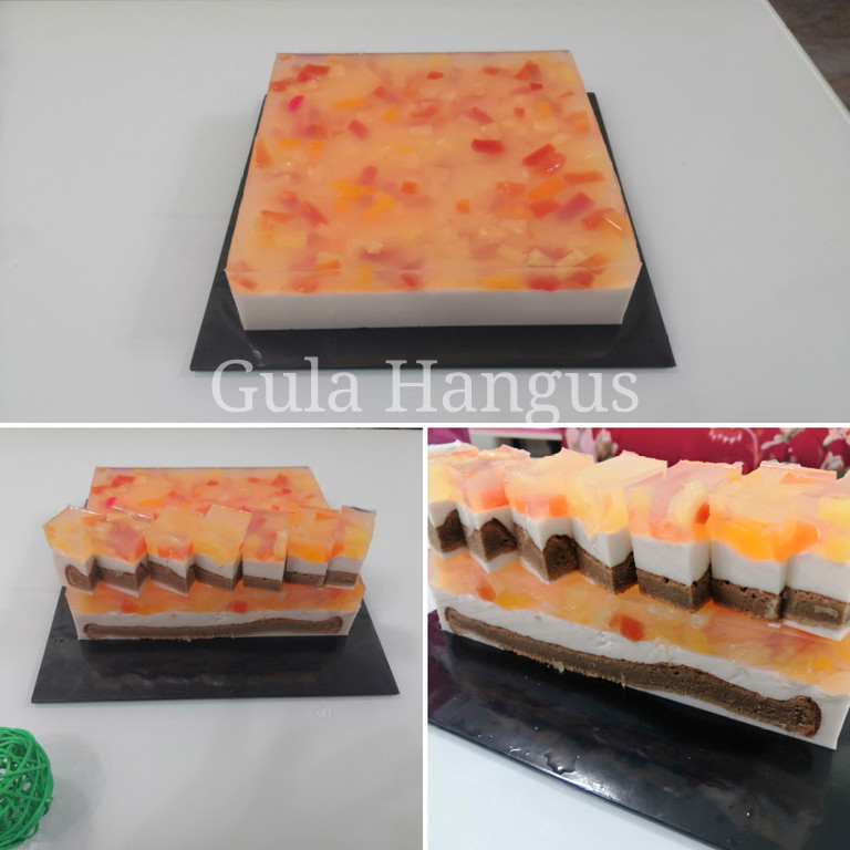 PUDING CAKE KOKTAIL