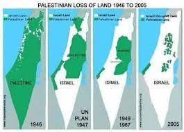 palæstina konflikten