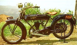 Della Ferrera Années 20 monocylindre de 636 cc