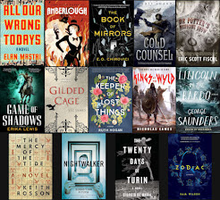 2017 Debut Author Challenge Cover Wars - February