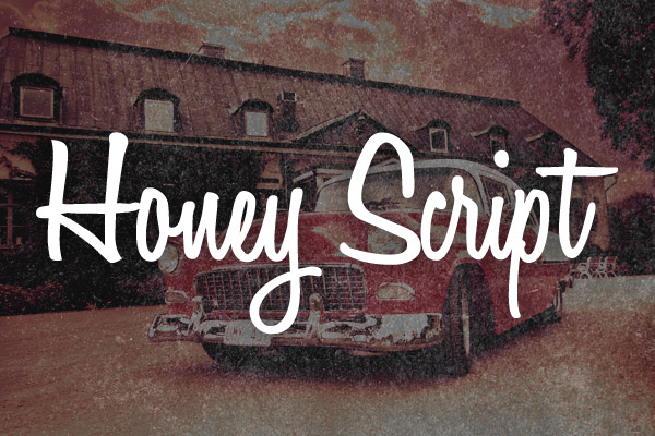 12 Free Script Fonts for Creating Vintage Logos