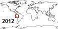MINIMAPA DE UBICACION DE PERU EN EL MUNDO