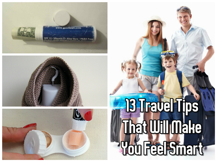 13 Travel Tips That Will Make You Feel Smart