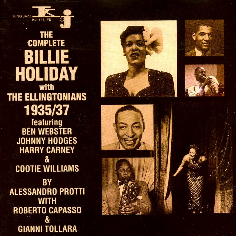 Billie Holiday - Sounds Of Jazz; Billie Holiday No. 1