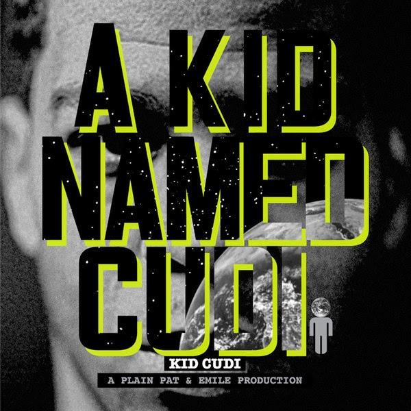 Kid Cudi - A Kid Named Cudi Cover